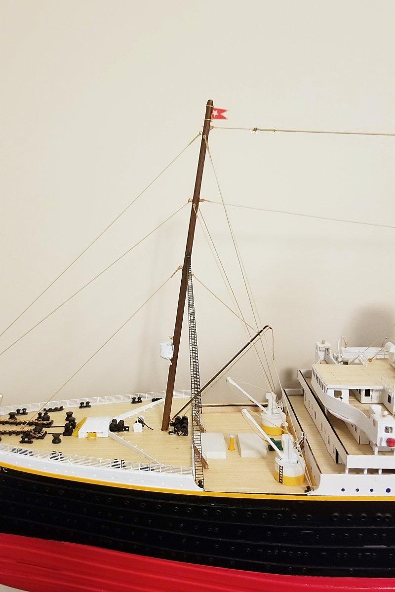 R. M. S. Titanic by drobinson02199 -- Amati