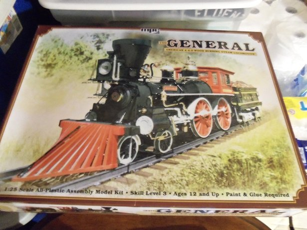 MPC steam locomotive