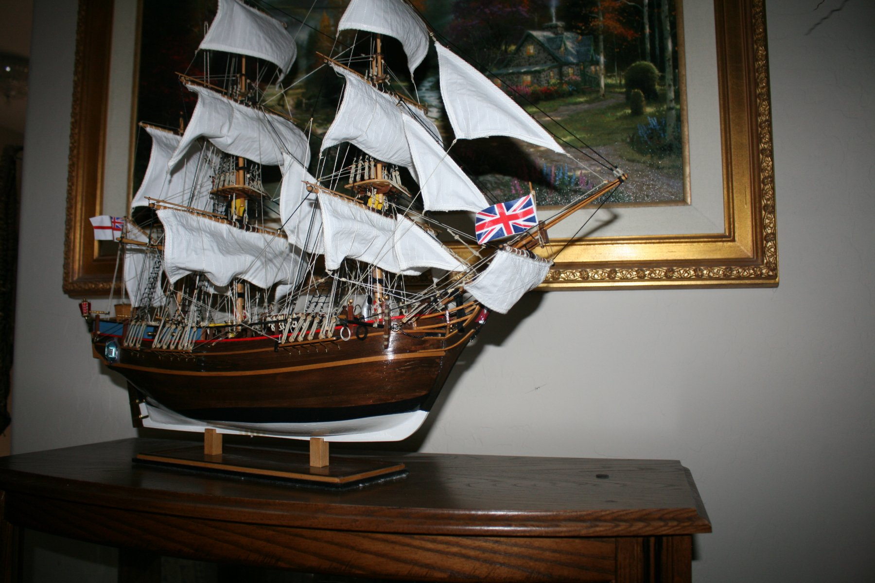 Vmwilson1 S Content Model Ship World By The Nautical