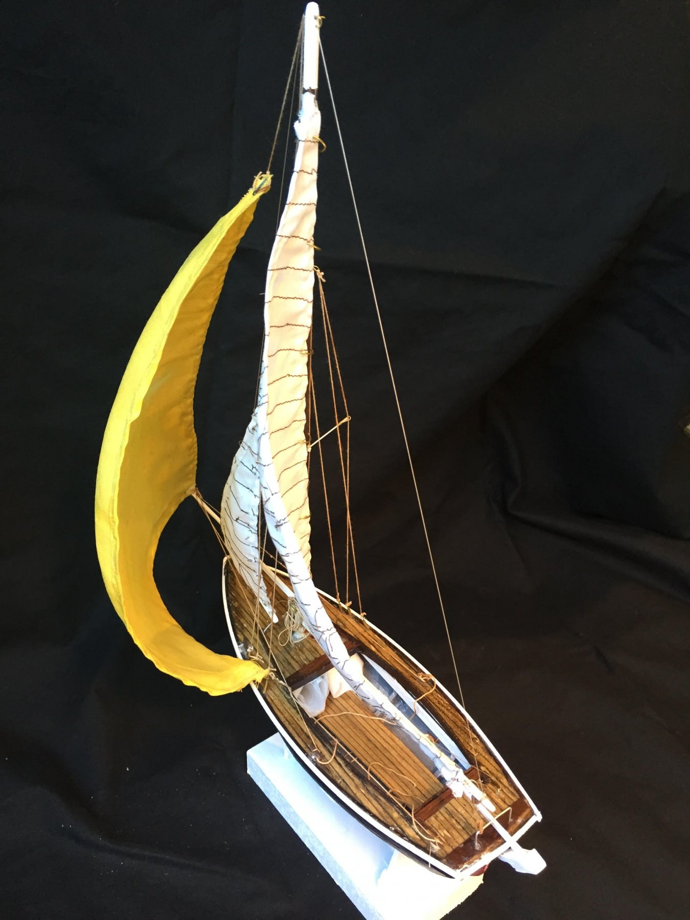 Sakonnet Daysailer by Armchair Admiral - FINISHED ...