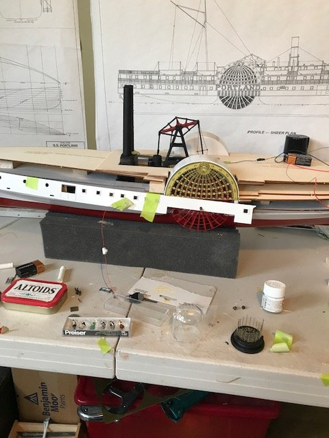 paddle wheel in place with first deck.JPG