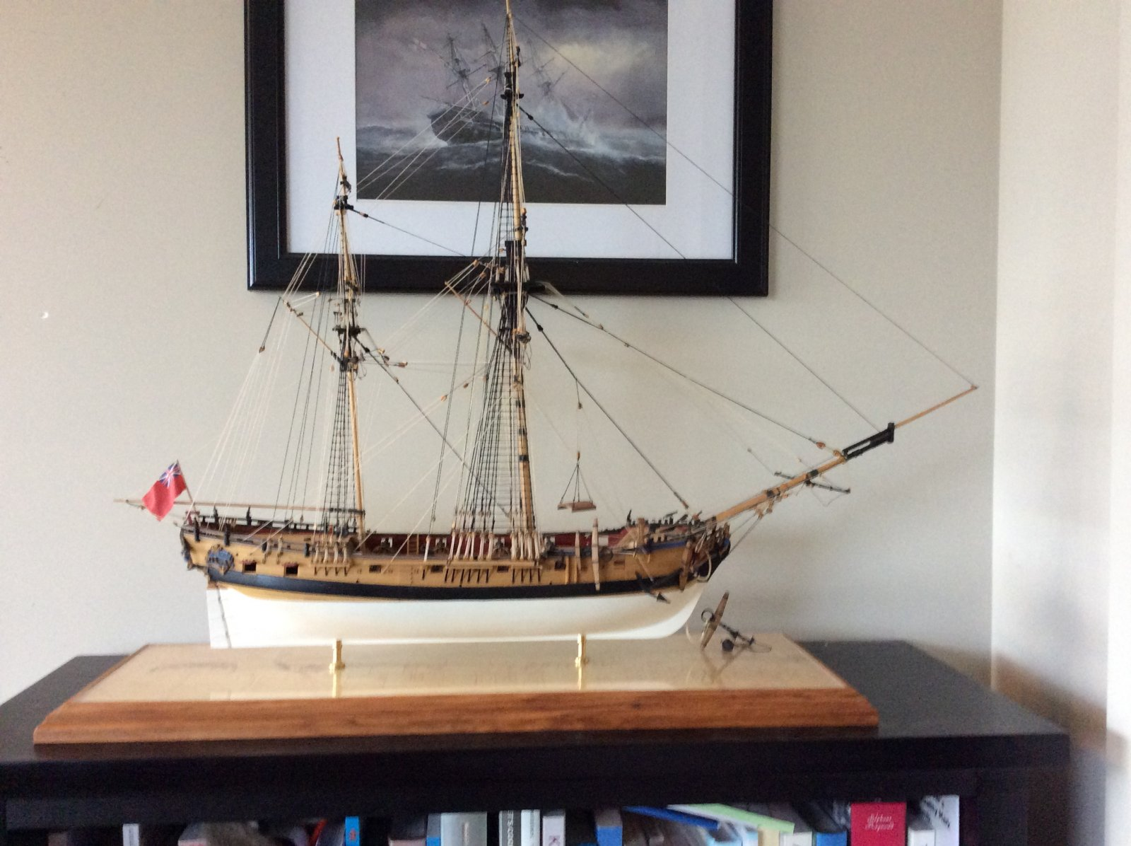 Bomb vessel Granado 1/64