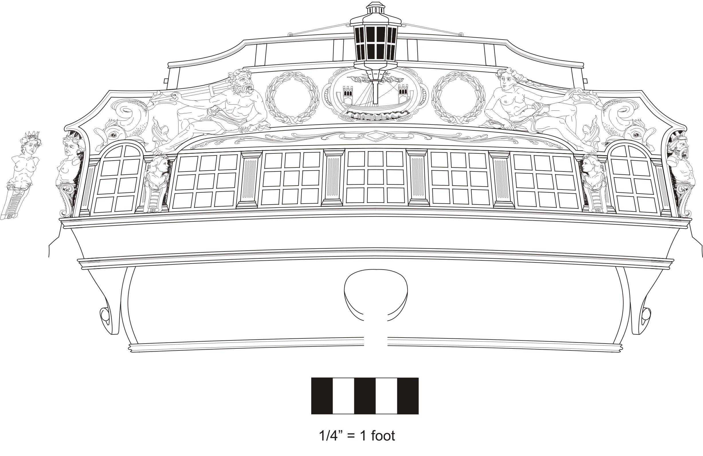 HMS Winchelsea 1764