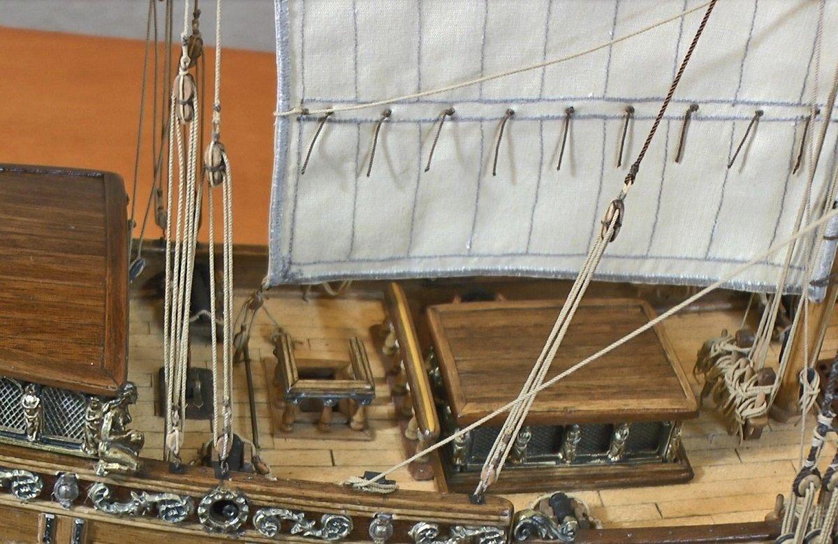 Yacht Mary by Gregory - Mamoli 1:54