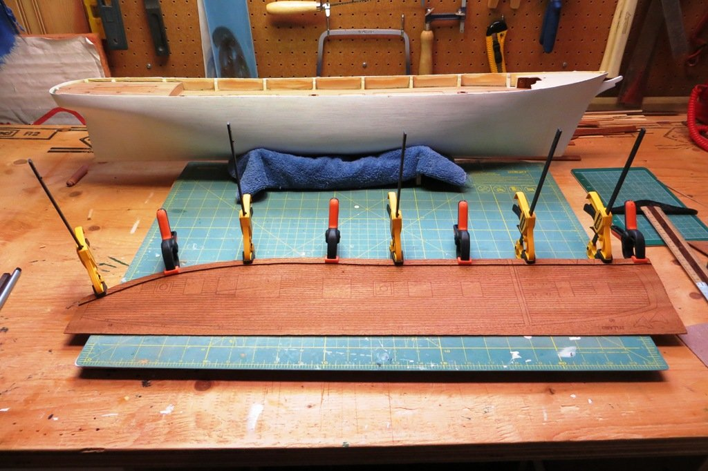 Wooden Hull Billings Boats 1:75 Scale Cutty Sark
