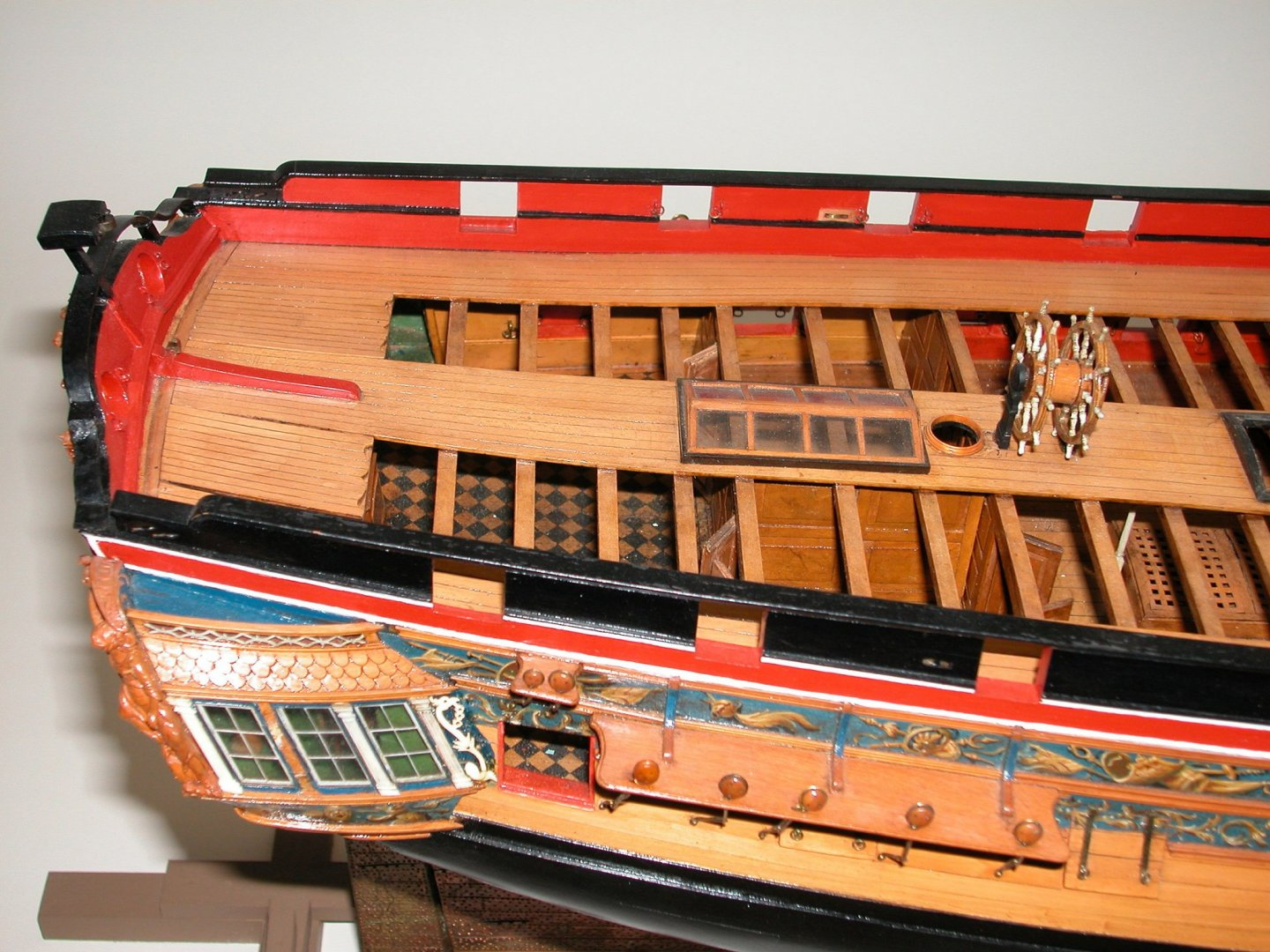 Model No. 55 QDeck Aft Portion of  QGal-1.jpg