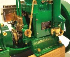1920's Hicks Marine Gas Engine