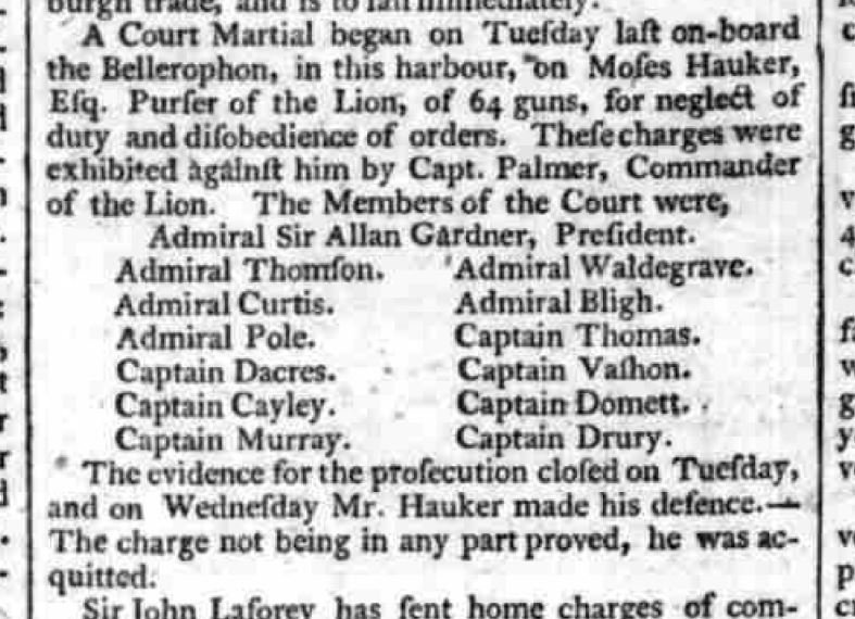 Hampshire Chronicle dated Saturday 17 October 1795.JPG