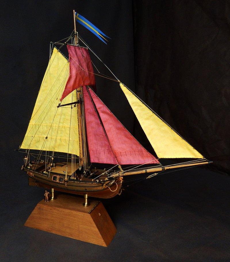 Gretel - Yacht 18th
