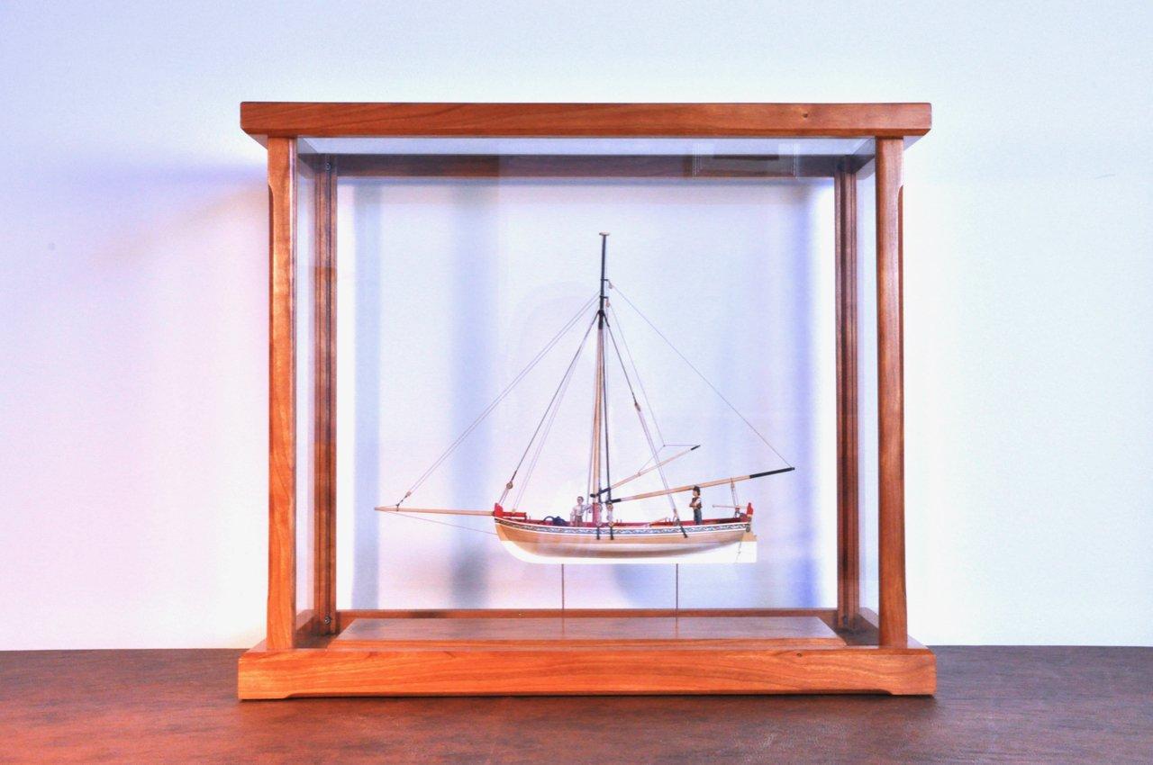 18th Century Longboat - Model Shipways 1:48