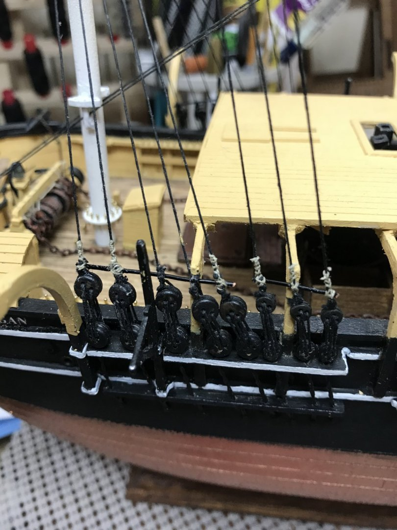 Charles W Morgan By John Ruy Marine Model Company 5