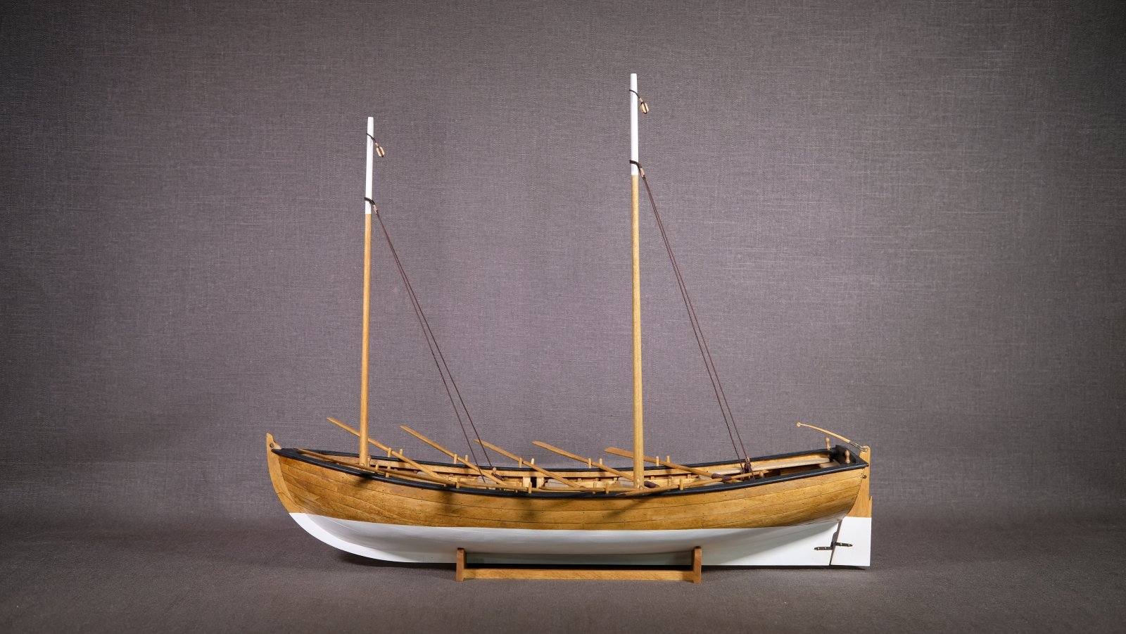 HMS Bounty Launch by Justin P. - Model Shipways - 1:16