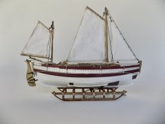 Starboard beam