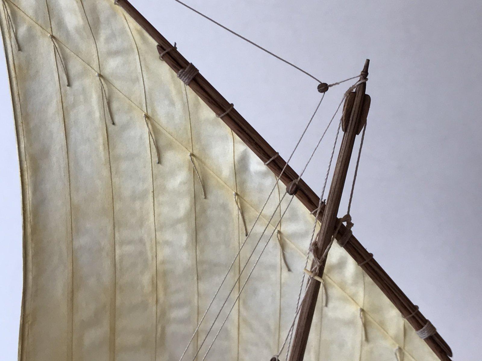 Barco Catalan, Mediterranean Fishing Boat