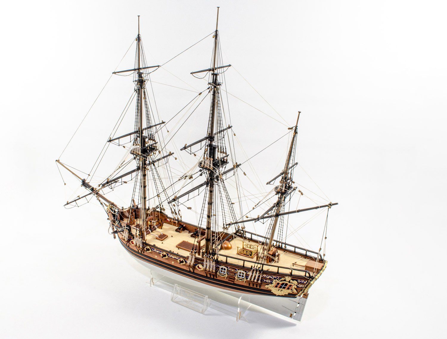 Duchess of Kingston by James H - 1:64 - Vanguard Models