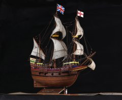 The MAYFLOWER - CARD - 1:100