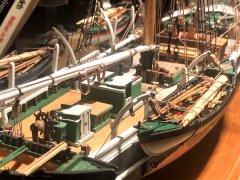 Starboard boat