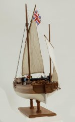 Caustic, British gunboat 1814