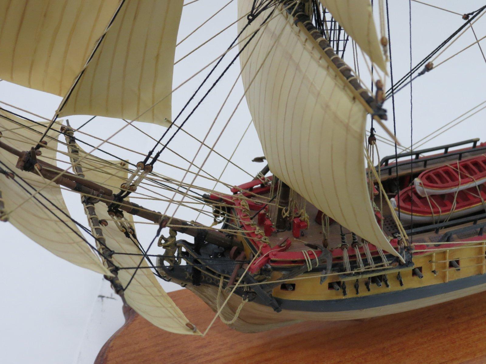 Lindberg Jolly Roger built as La Flore 1/130