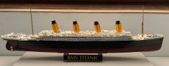 RMS Titanic full view