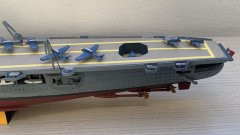 Graf Zeppelin close-up (back)