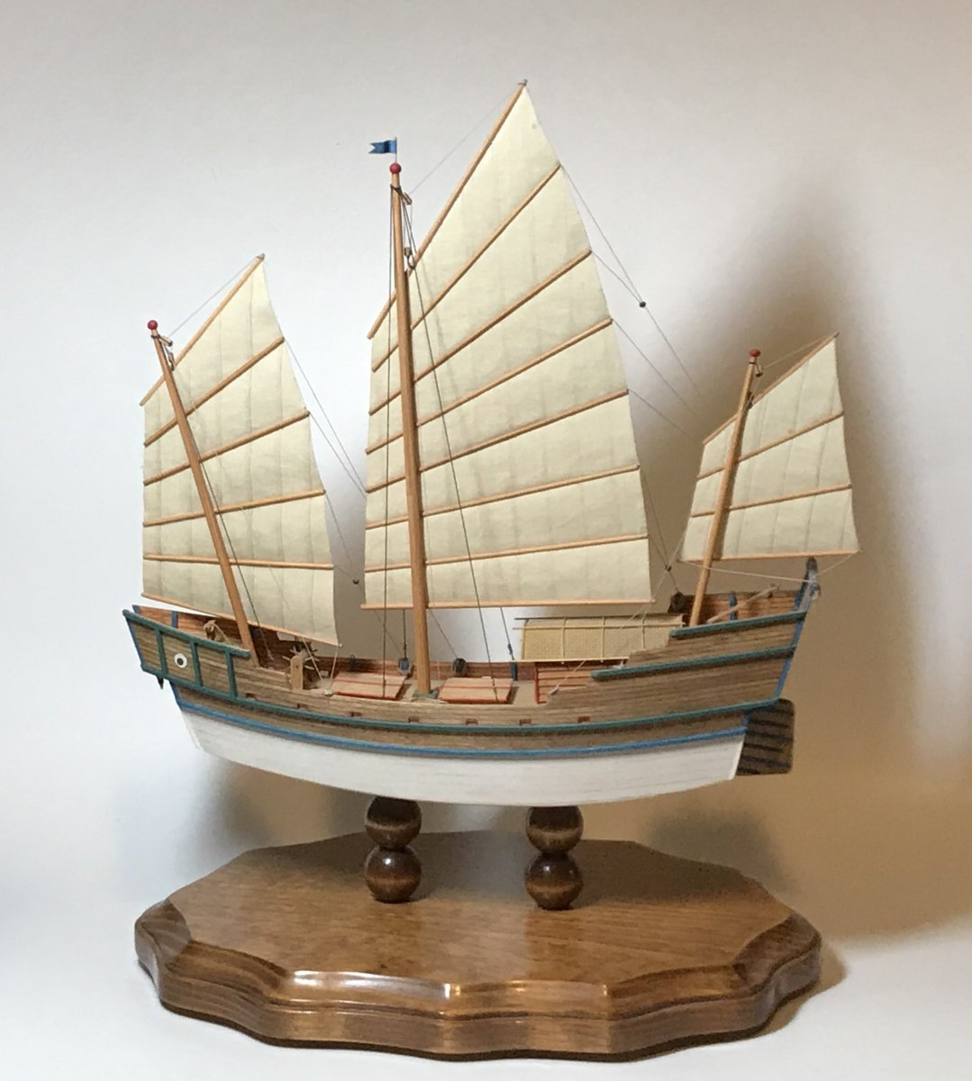 Chinese Junk (Fictional)