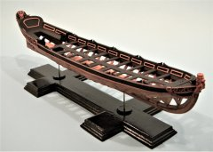 QUEEN ANNE BARGE - Syren Ship Models
