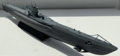 U-96 (Das Boot) full view (angled front)