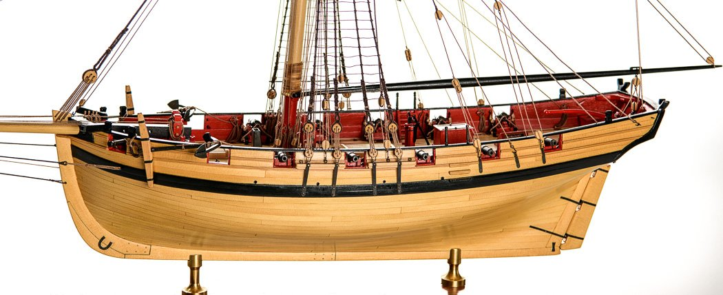 HM Cutter Cheerful 1806 by glbarlow