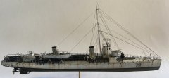 Claymore Class torpedo boat 'Trident' 1/350 Inside the armour