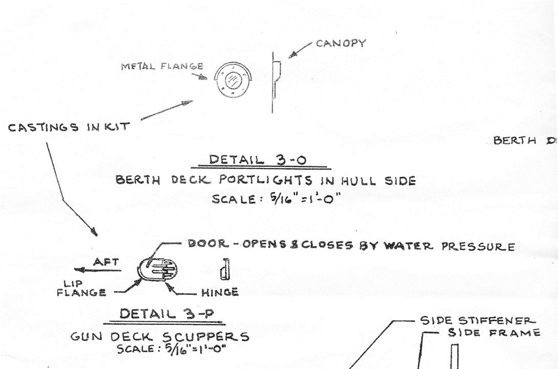 Berth Deck Portlight & Scuppers - Kit Plan.png