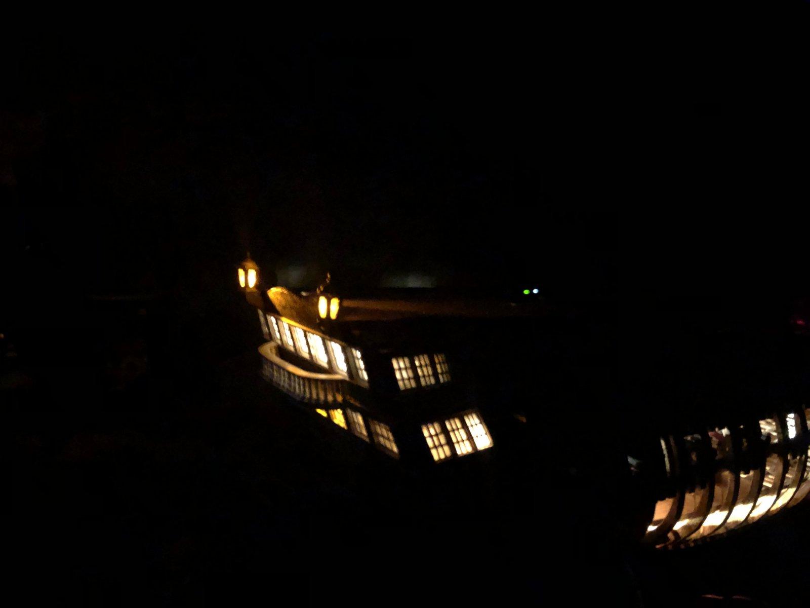 STERN LIGHTS